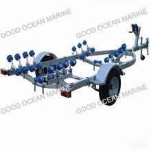 motor boat trailer
