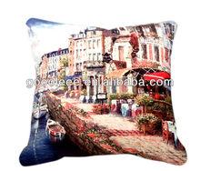 china manufacturer fashion custom print cushion