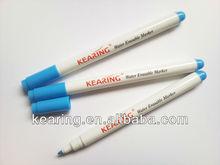 kearing brand,water erase felt tip pen,magic ink water erasable pen,garment design marker,# WB10