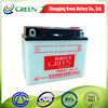 Dry charged battery for Motocicleta 12V supplier 12n6.5-3A