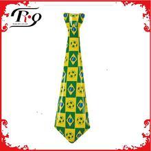 soccer novelty tie