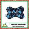 Full print micro beads bone shaped decorative neck roll pillows