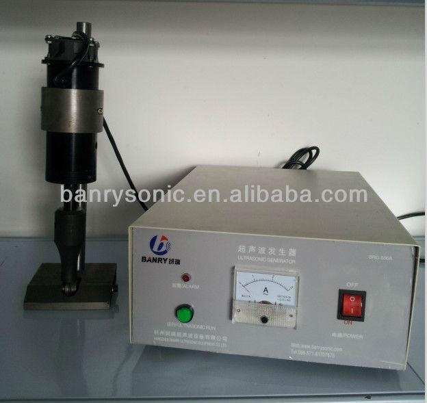 FIBC kumaş kaynak makinası ultrasonik kumaş kesici