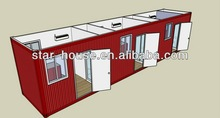 prefab mobile container storage houseing