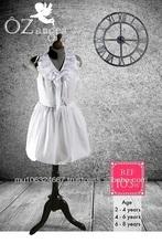 4 6 years - cotton summer dress