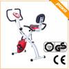 fashion indoor magnetic bike with backrest
