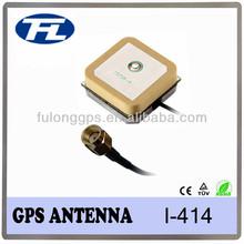 (Manufacture) GPS Car Patch Antenna 1575.42MHz ceramic active