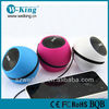 New Chrismas Gift bluetooth wireless speakers balls