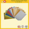 A prueba de agua filtro de reemplazo de papel de whatman papel de filtro