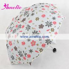 A0462 Rain and sun block 3 fold umbrella