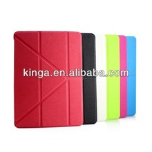 PU leather case for anpple ipad 5/air