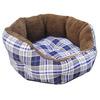 Tesco Authentic Supplier Fleece Pet Sofa Dog Bed