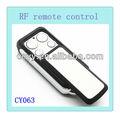 Deslizamento de Metal Case universal controle remoto rolando códigos CY063