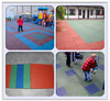 outdoor children playground flooring/kids play area floor tiles