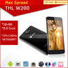 2014 NEW THL W200 MT6589T 1.5GHz Quad-core Smart Phone 5'' FHD 1280*720 Android 4.2 THL W200 cheap phone
