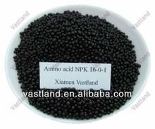 Farm amino acid organic fertilizer npk 16-0-1