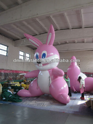 advertising inflatable animal/giant inflatable rabbit-QX-28