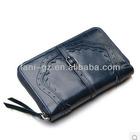 Fani good quality women black wallet outside pockets