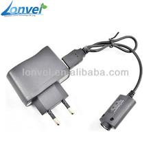 UK/US/EU/AU adaptor for ego battery match USB charger