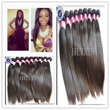 Top selling 100% virgin hair ,no tangle no shed remy hair extension,brazilian human hair