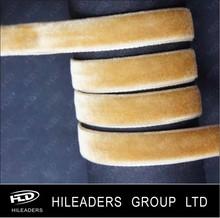 RT059 High Quality Wholesale Garment And Package Elastic Velvet Ribbon
