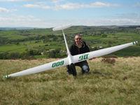 3.4m Scale RC Glider