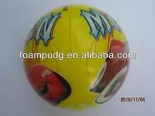 Promotional soft anti stress pu balls,Round stress ball toy for children