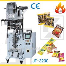 Potato chips packaging machine price JT-320C