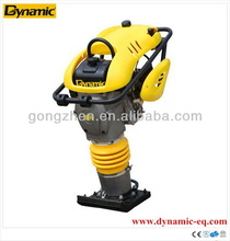 Best quality tamping rammer jumping jack rammer with Germany bellow like mikasa
