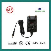 9V 500mA vacuum cleaner adapter