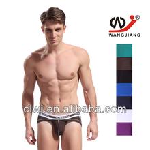 Wangjiang underwear brown briefs sexy nude wear lingerie