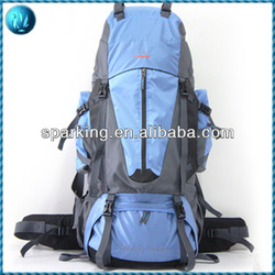 2014 new authentic 80L camping hiking bag