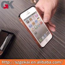 for aluminium blade iphone 4 metal bumper case