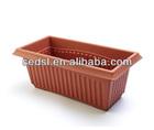 clay garden pot,cheap flower pot wholesale,decorative plastic plant pots