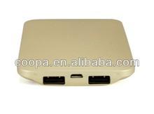 shenzhen mobile power smartphone accessories 5000mah universal portable powerbank 5000