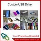 Customized Flash Drive Usb,8GB Plastic LOGO Usb Flash Memory,hook usb memory