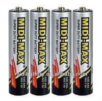 Midi-Max AAA R03 um-4 dry battery