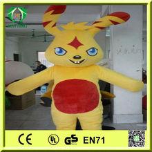 HI EN71 high quality Moshi Monster mascot costume
