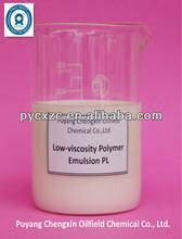 Low-viscosity Polymer Emulsion