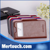For Galaxy S4 Window Wallet Stand PU Leather Case For Samsung Galaxy S 4 I9500