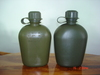 2014 Eco-frinedly Plastic BPA Free Military Bottles Facroty with Disposable Bottle