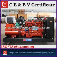 Price 50KW natural gas generator