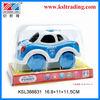 kid inertia police set car toys plastic cheap friction power toys