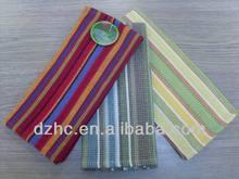 100% cotton russia solid color kitchen tea towels