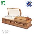 prodessional madeira maciça caixão americana cama ajustável