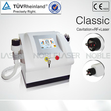 Beauty equipment Cavitation+RF+Vacuum slimming machine with CE approval