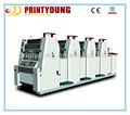 automática máquina de impresión offset