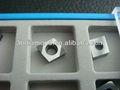 Cbn/pastilhas pcd para ferramentas de corte