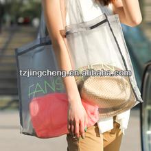 Hot sell Nylon Mesh for travel wash bag for ladies