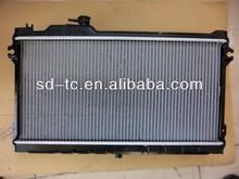 aluminum auto radiator car parts Mazda miata DPI 1139 OEM manufacture